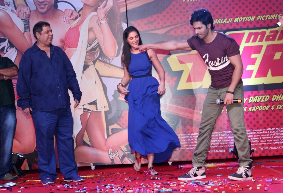Main Tera Hero Music Launch at Inorbit Mall Malad
