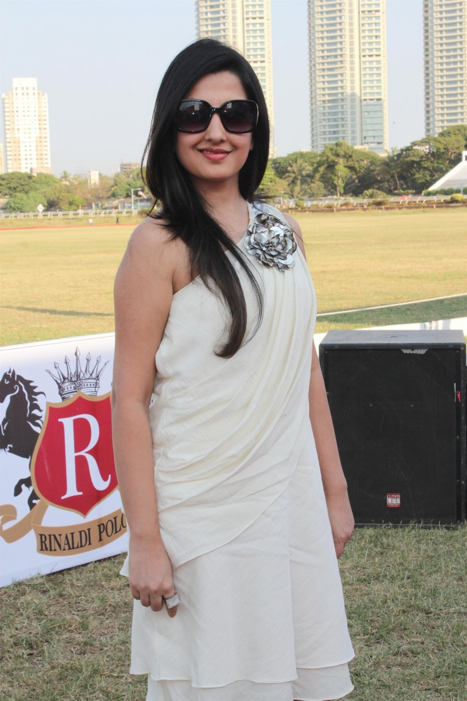 Celebrities at ARC challenge cup 2014