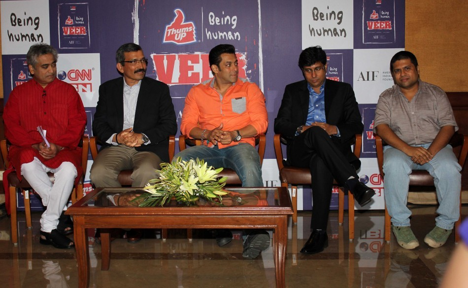CNN-IBN's VEER Campaign event