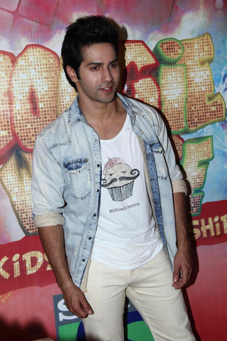 Amitabh Bachchann, Varun, Ileana and Nargis at Boogie Woogie Grand Finale