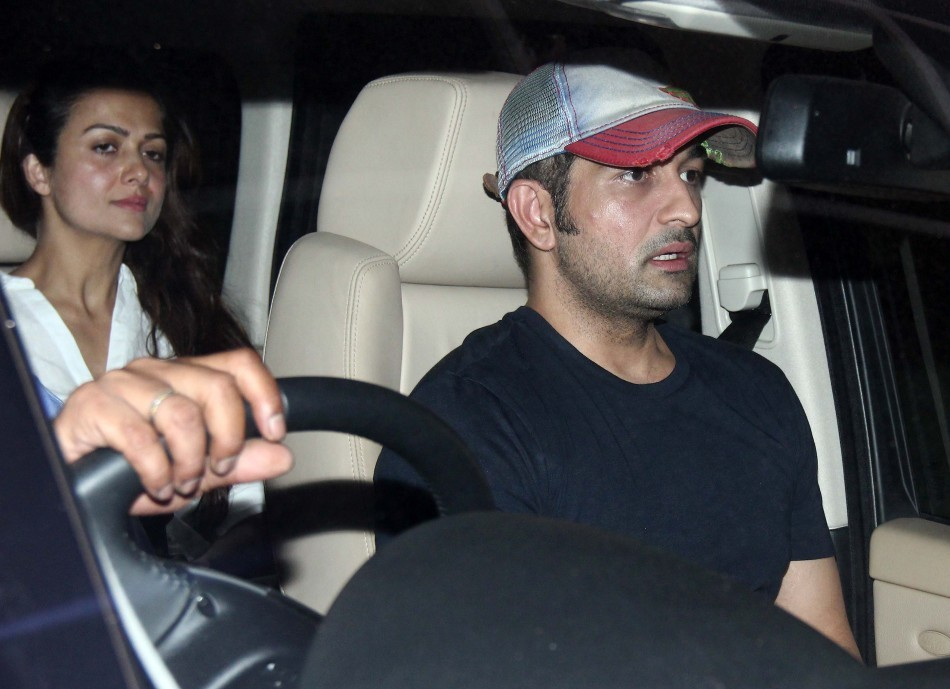 celebrities at 'Oh Teri' Special Screening