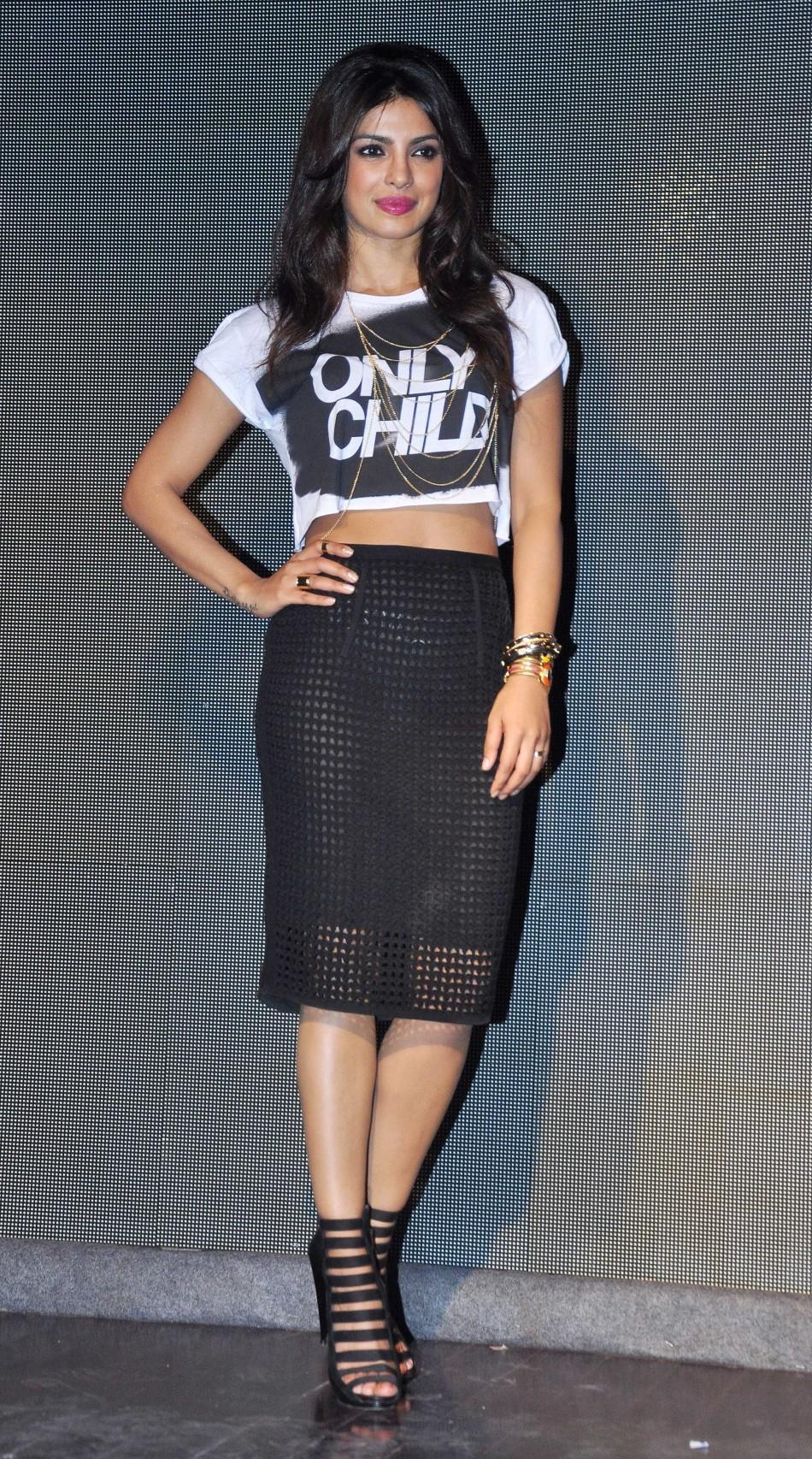 Priyanka Chopra partnered with Nokia Mix Radio launches her latest single