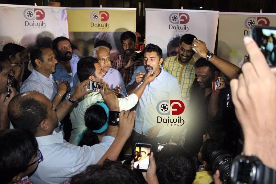 Premam,Premam success party,nivin pauly,aju varghese,Premam photos