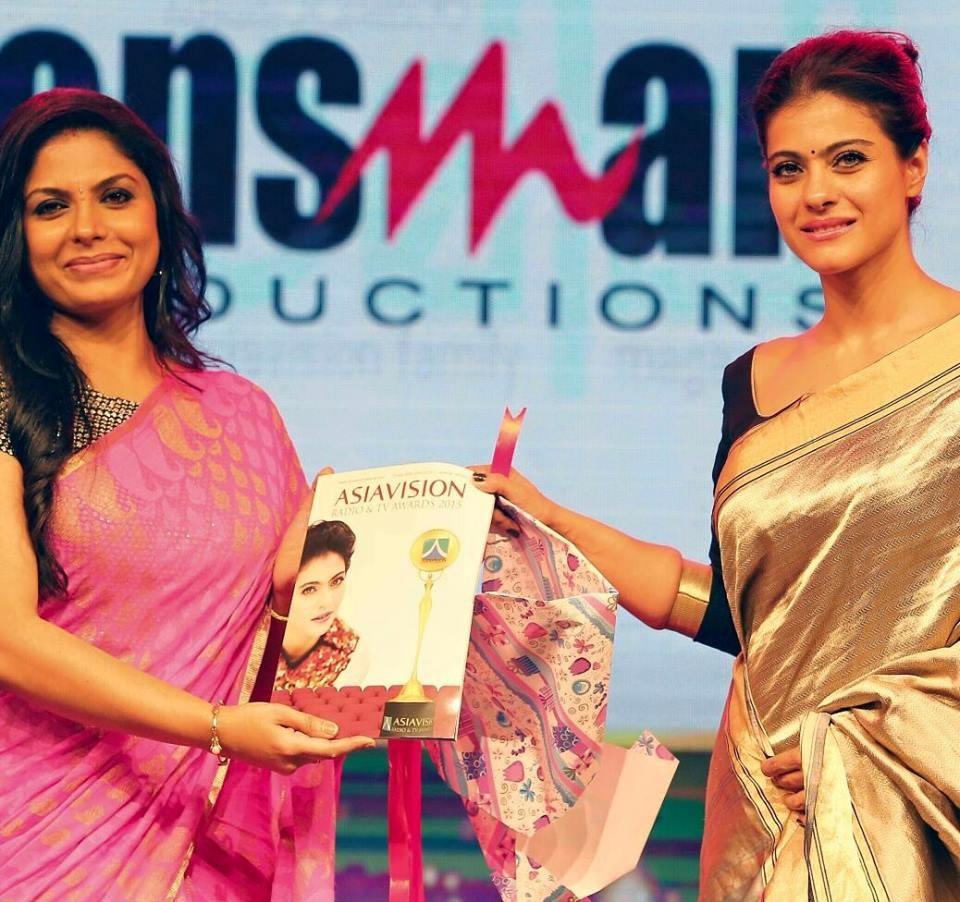 Kajol,kajol at asiavision awards,kajol latest photos