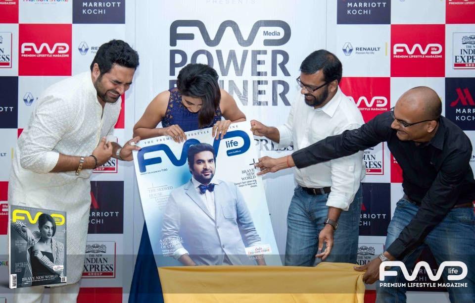 Gopi sunder,deepti sati,Nee-na actress leaked photo,FWD magazine,gopi sunder on FWD magazine