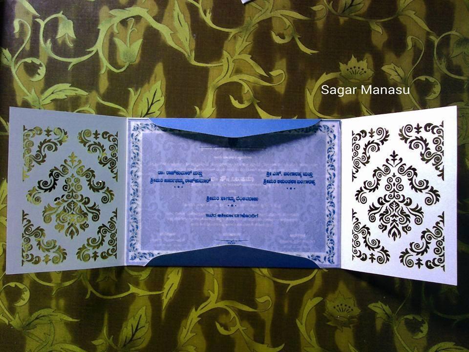 Shivarajkumar,Shivarajkumar daughter Wedding Invitation,Shivarajkumar daughter Nirupama's Wedding Invitation Card,Nirupama Wedding Invitation Card,Wedding Invitation Card,marriage Invitation Card