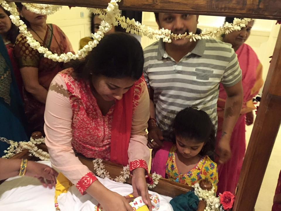 Golden Star Ganesh,Ganesh Son VIhaan,VIhaan Naming Ceremony,Golden Star Ganesh Son VIhaan's Naming Ceremony,Ganesh Son VIhaan's Naming Ceremony,VIhaan