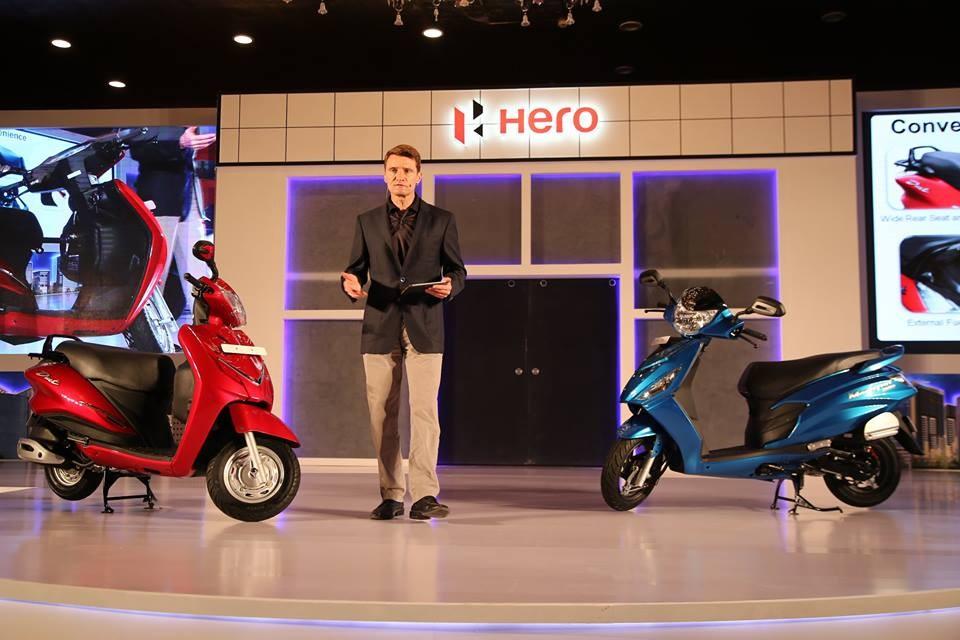 Hero MotoCorp,Hero Maestro Edge,Hero Maestro Edge price,Hero Maestro Edge Specifications,Hero Maestro Edge features,Hero Duet 110cc scooter