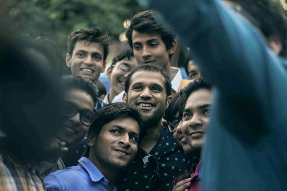 Sohum Shah,actor Sohum Shah,Sohum Shah happy with response to story hunt in nationwide colleges,Sohum Shah in nationwide colleges