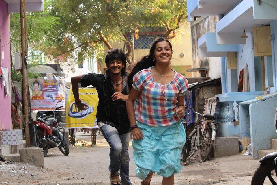 Vil Ambu,tamil movie Vil Ambu,vil ambu review,vil ambu movie review,Sri,Harish Kalyan,Srushti Dange,Vil Ambu movie stills,Vil Ambu movie pics,Vil Ambu movie images,Vil Ambu movie photos,Vil Ambu movie pictures