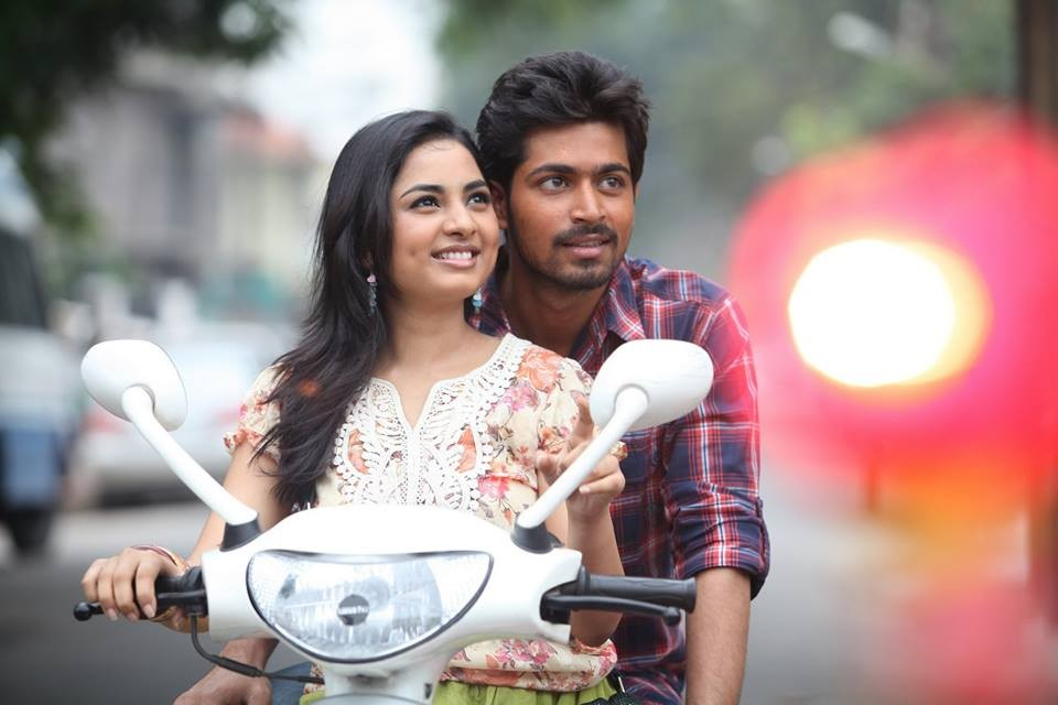Vil Ambu,tamil movie Vil Ambu,vil ambu review,vil ambu movie review,Sri,Harish Kalyan,Srushti Dange,Vil Ambu movie stills,Vil Ambu movie pics,Vil Ambu movie images,Vil Ambu movie photos,Vil Ambu movie pictures