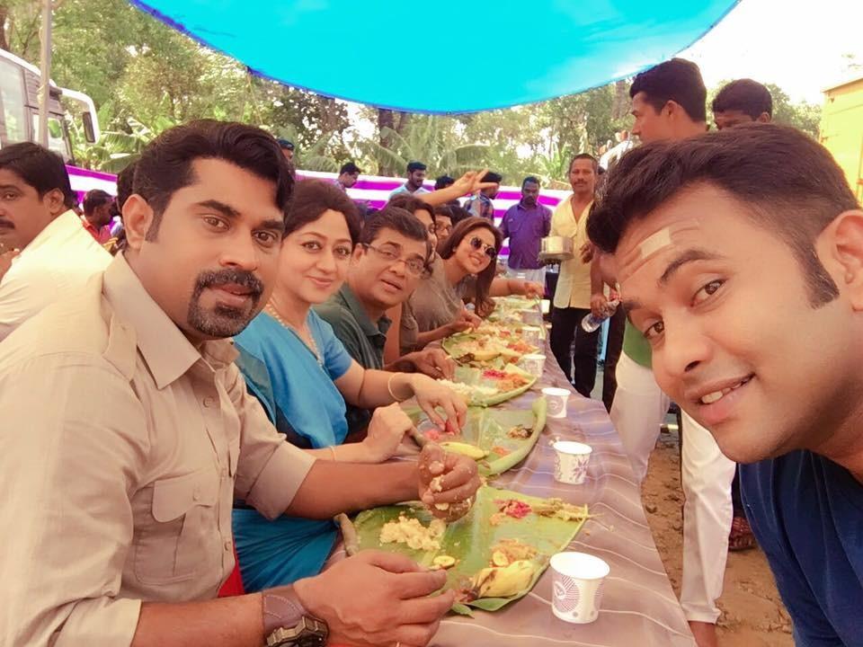Amala Paul,Amala Paul vishu celebration,Amala Paul movies,vishu 2016,vishu celebrations,celebs vishu celebration,Shajahanum Pareekuttiyum?