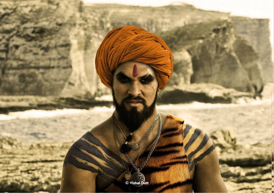 Khal Drogo of 'Game of Thrones'