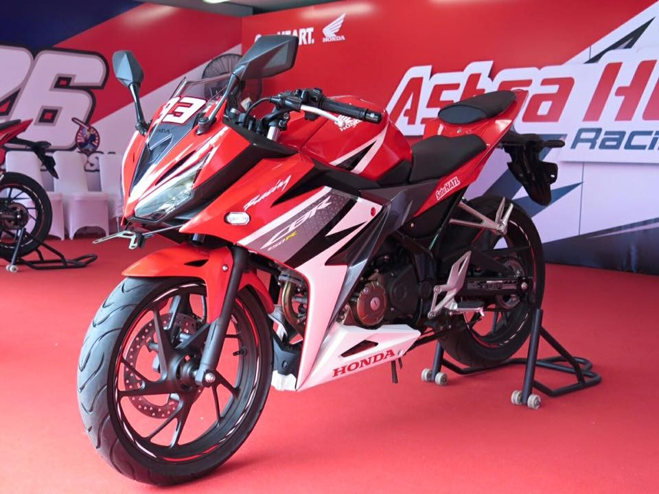 2016 Honda CBR150 launched in Indonesia, likely to come to India later this year [Photos]