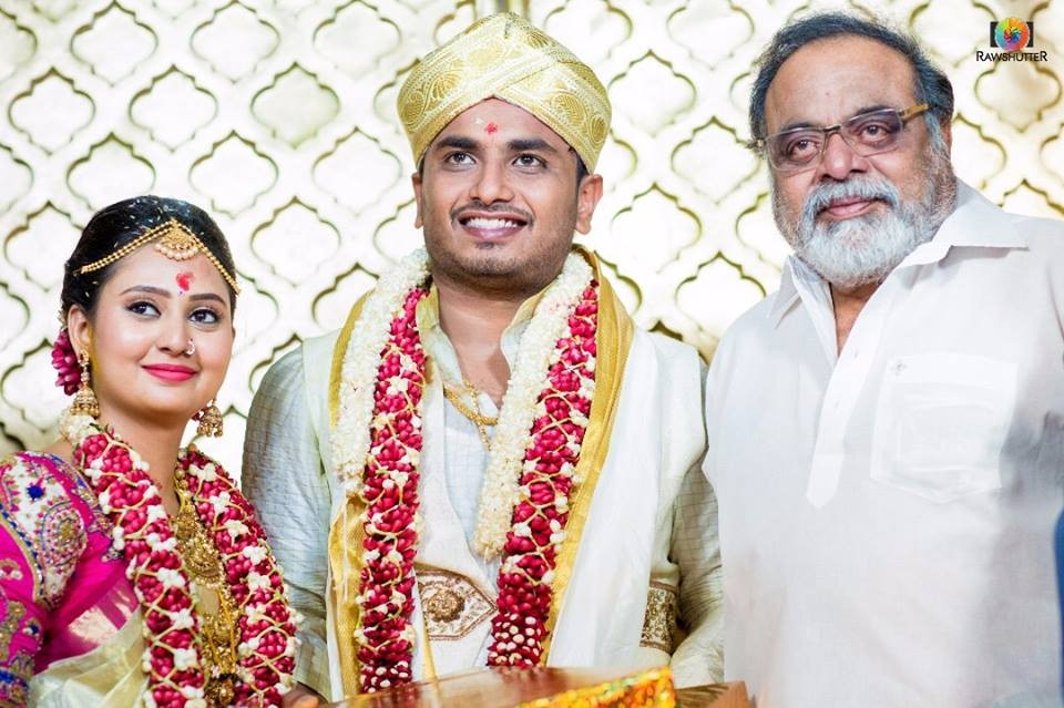 Amulya-Jagadish Marriage