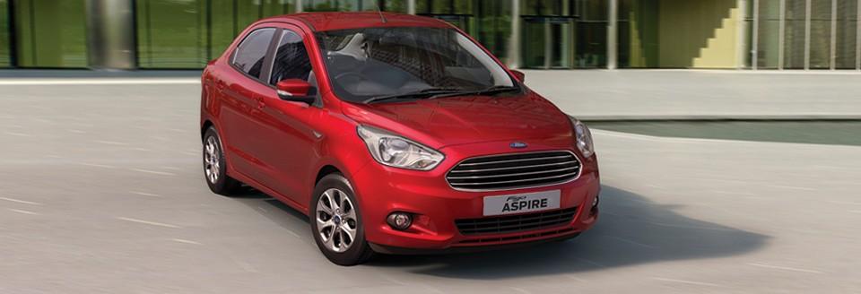 Ford Figo Aspire Sedan Revealed, Launch Soon; What We Know So Far