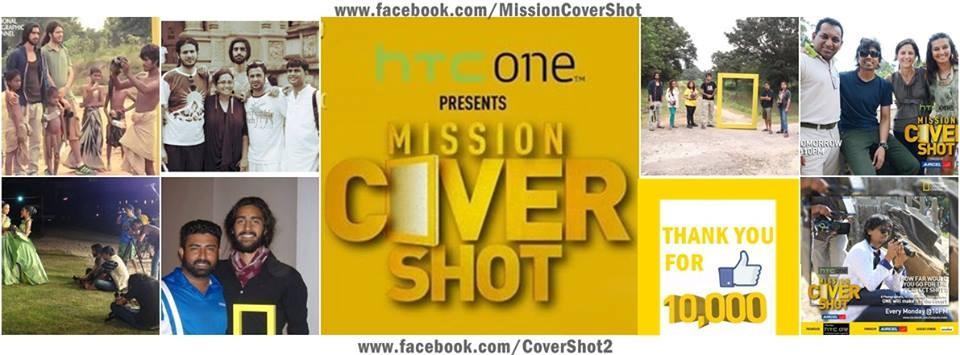 National Geographic's #NatGeoCoverShot campaign