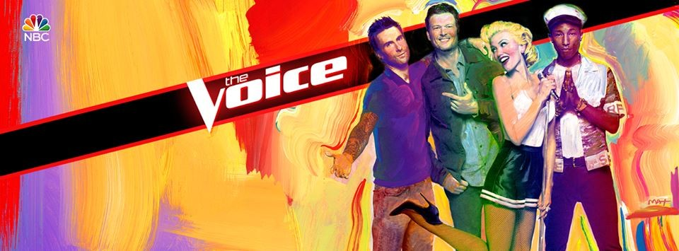 The voice facebook the voice