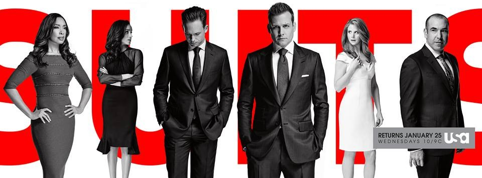 Suits air dates