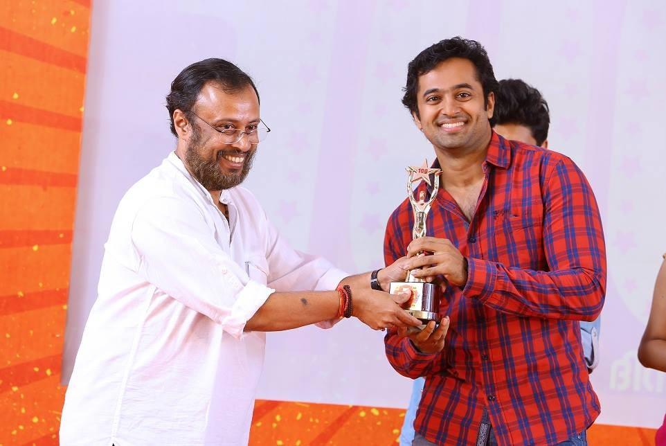 Lal Jose and Unni Mukundan