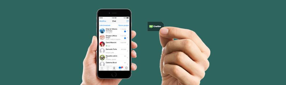 WhatSim (ChatSim) price, plans and credits explained