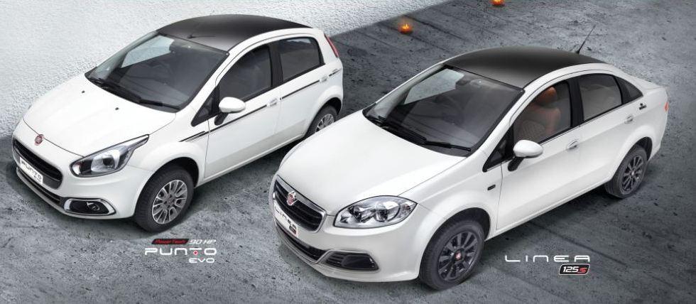 Fiat Punto Karbon, Linea Royale