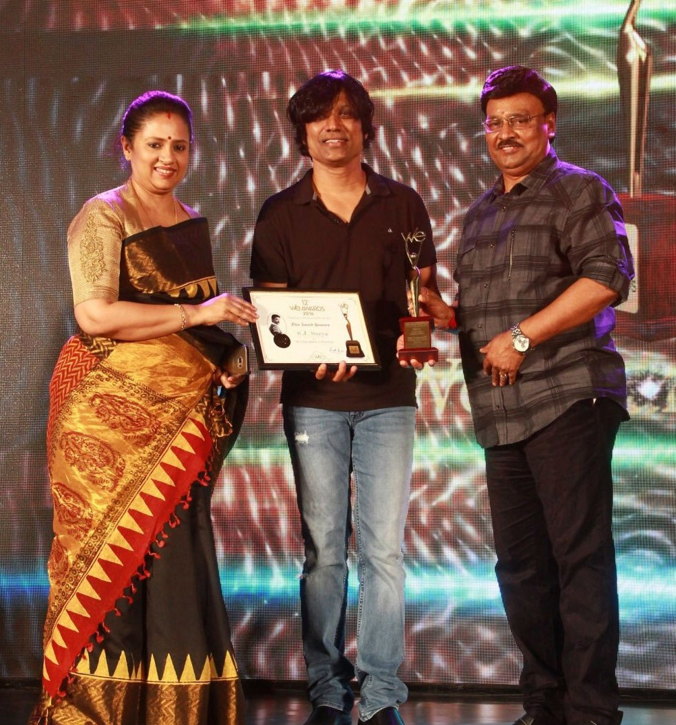 12th We Awards 2016,12th We Awards,Sivakarthikeyan,SJ Surya,Vikram Prabhu,Pa Ranjith,Atlee,Meena,Nainika,12th We Awards 2016 pics,12th We Awards 2016 images,12th We Awards 2016 photos,12th We Awards 2016 stills,12th We Awards 2016 pictures