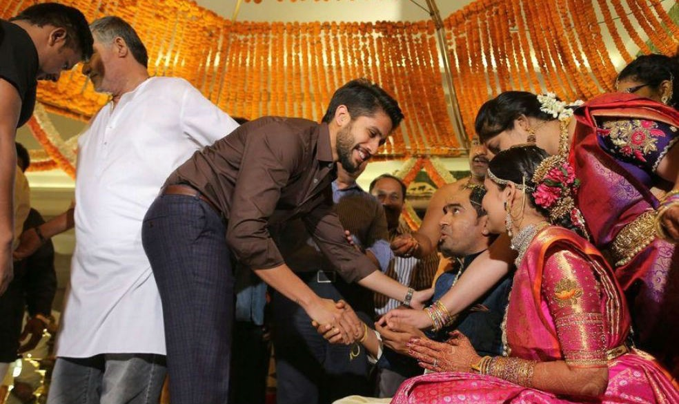 Director Krish wedding,Director Krish marriage,Chiranjeevi,Balakrishna,Allu Arjun,Naga Chaitanya,SS Rajamouli,Director Krish wedding pics,Director Krish wedding images,Director Krish wedding photos,Director Krish wedding stills,Director Krish wedding pict