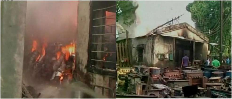 UP Hapur fire