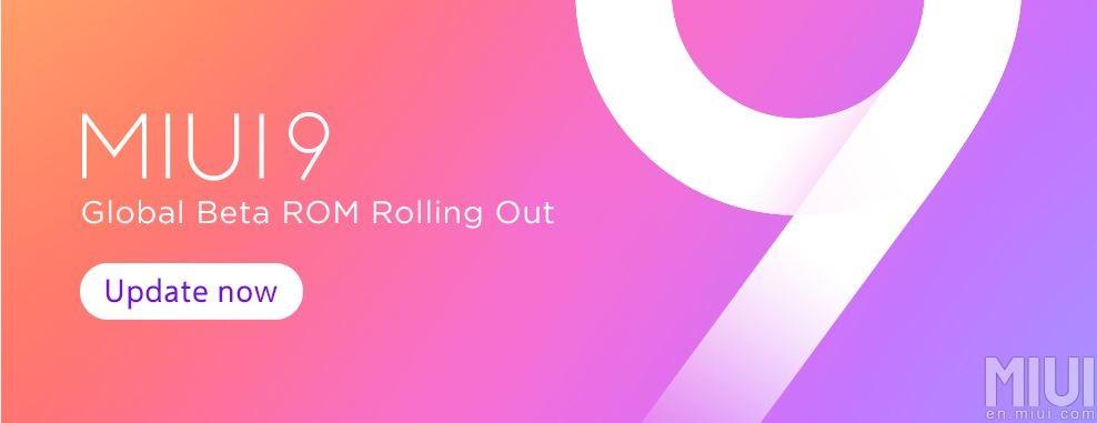 Xiaomi MIUI 9, how to install, MIUI 9 change-log