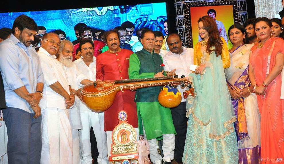 Chiranjeevi venkatesh at mohan babu 40 event photos for K murali mohan rao wiki