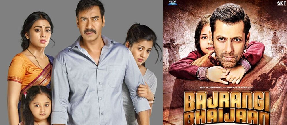drishyam and Bajrangi Bhaijaan