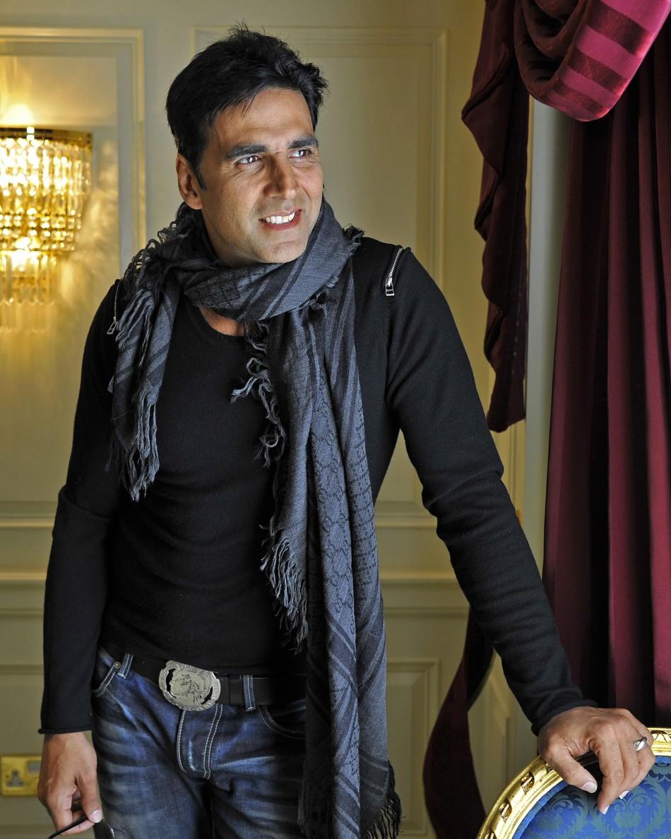 Akshay Kumar (Reuters)