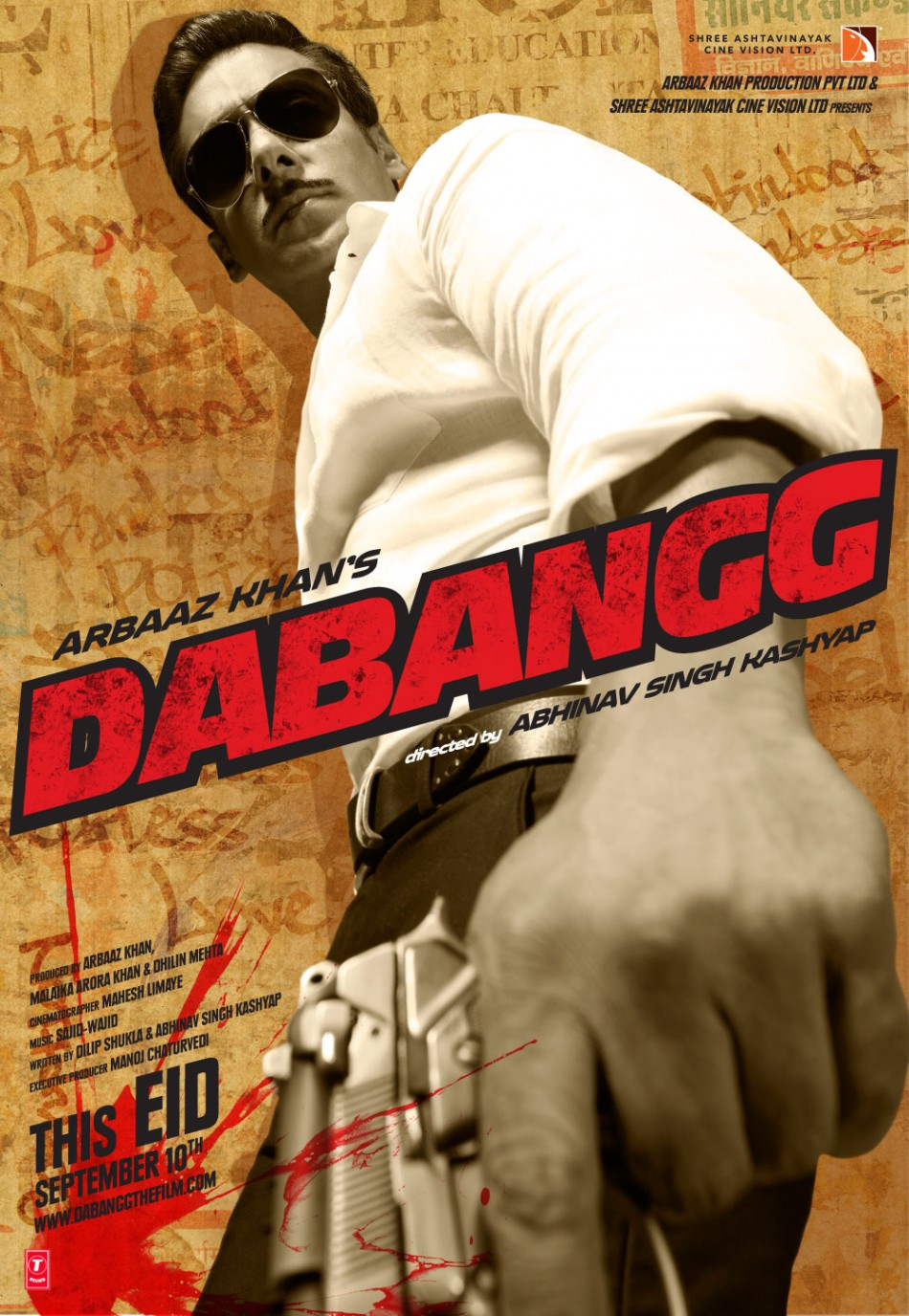 'Dabangg 2' Fifth Weekend Overseas Box Office Collection ... Dabangg 2