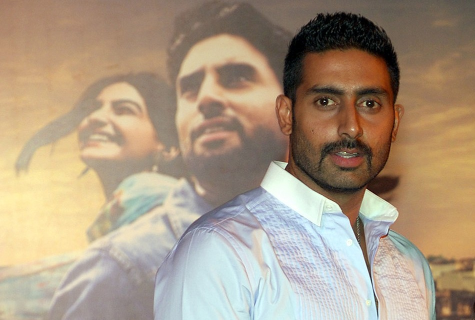 Bollywood Snippets From Abhishek Bachchan 39 S Birthday To