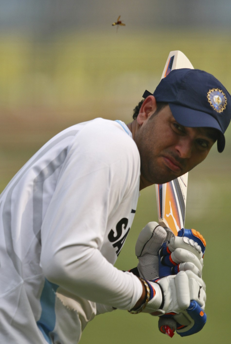 Yuvraj Singh (Cricketer) in the past