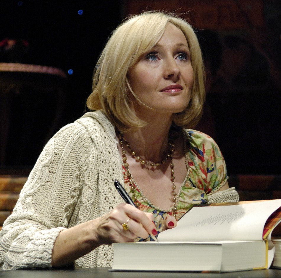 is jk rowling writing a sequel to harry potter