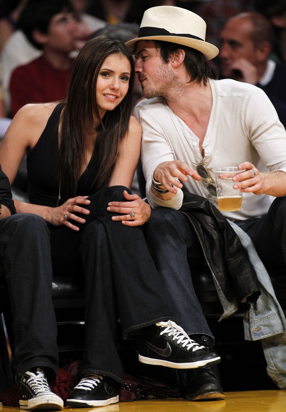 Vampire diaries ian somerhalder and nina dobrev dating. Vampire diaries ian somerhalder and nina dobrev dating.