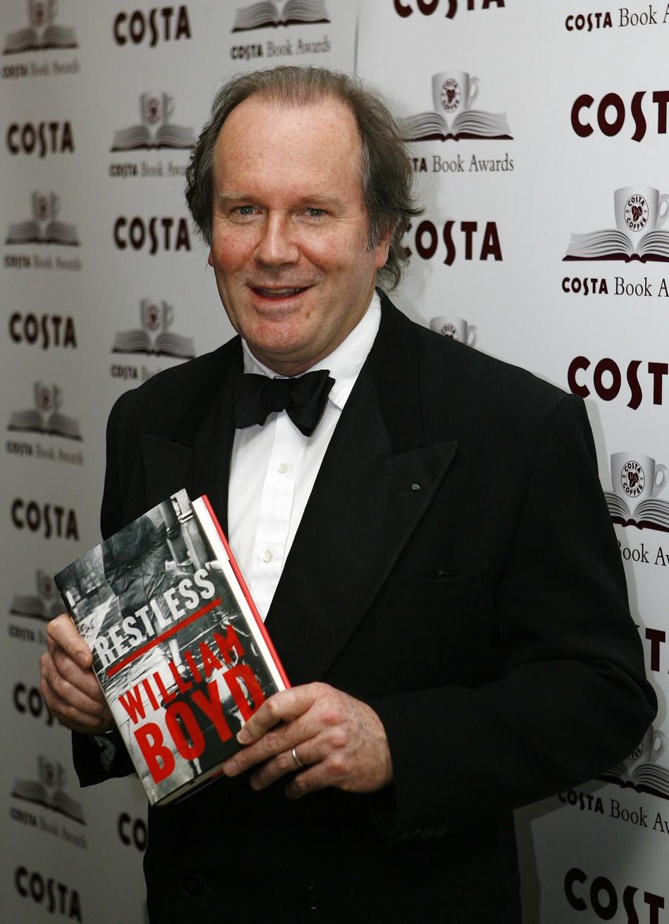 William Byod to Pen New Bond Thriller