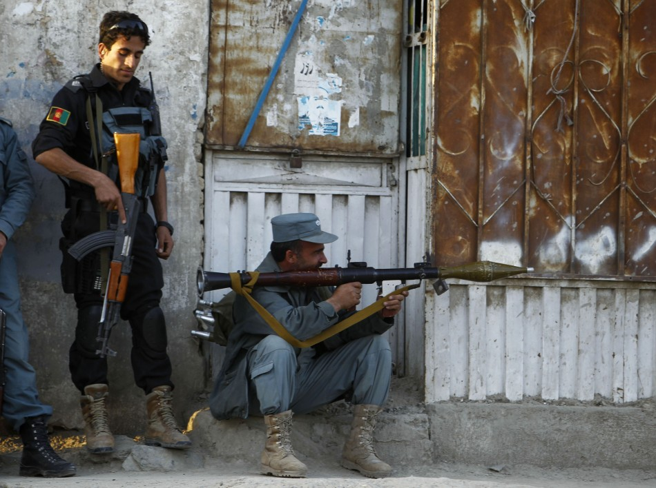 Taliban Attack in Kabul