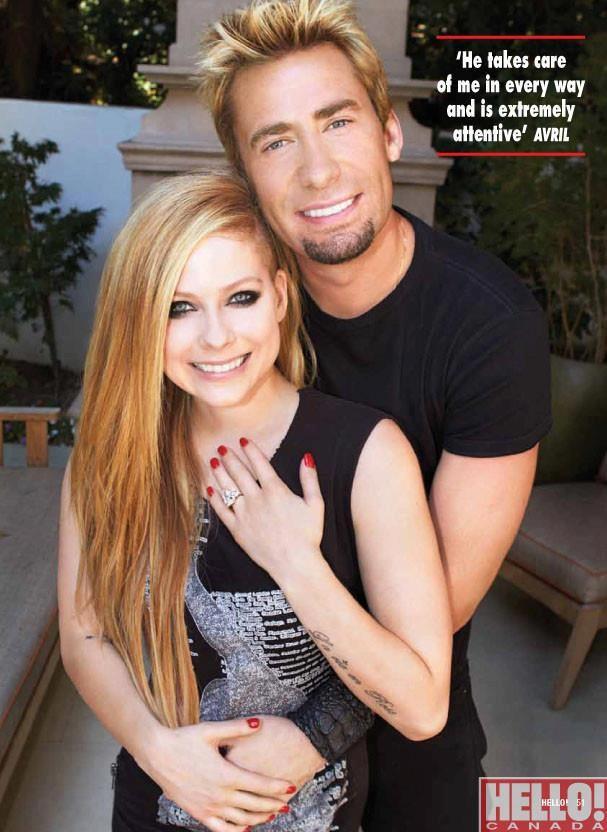 Wedding Bells for Avril Lavigne: Singer Engaged to