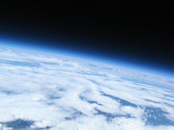 Stunning image of earth from space
