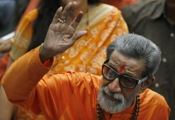 Balasaheb Thackeray Dead Shiv Sena Chief S Political