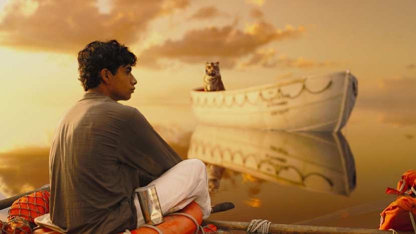 "The Many Struggles of Filming ""Life of Pi"""