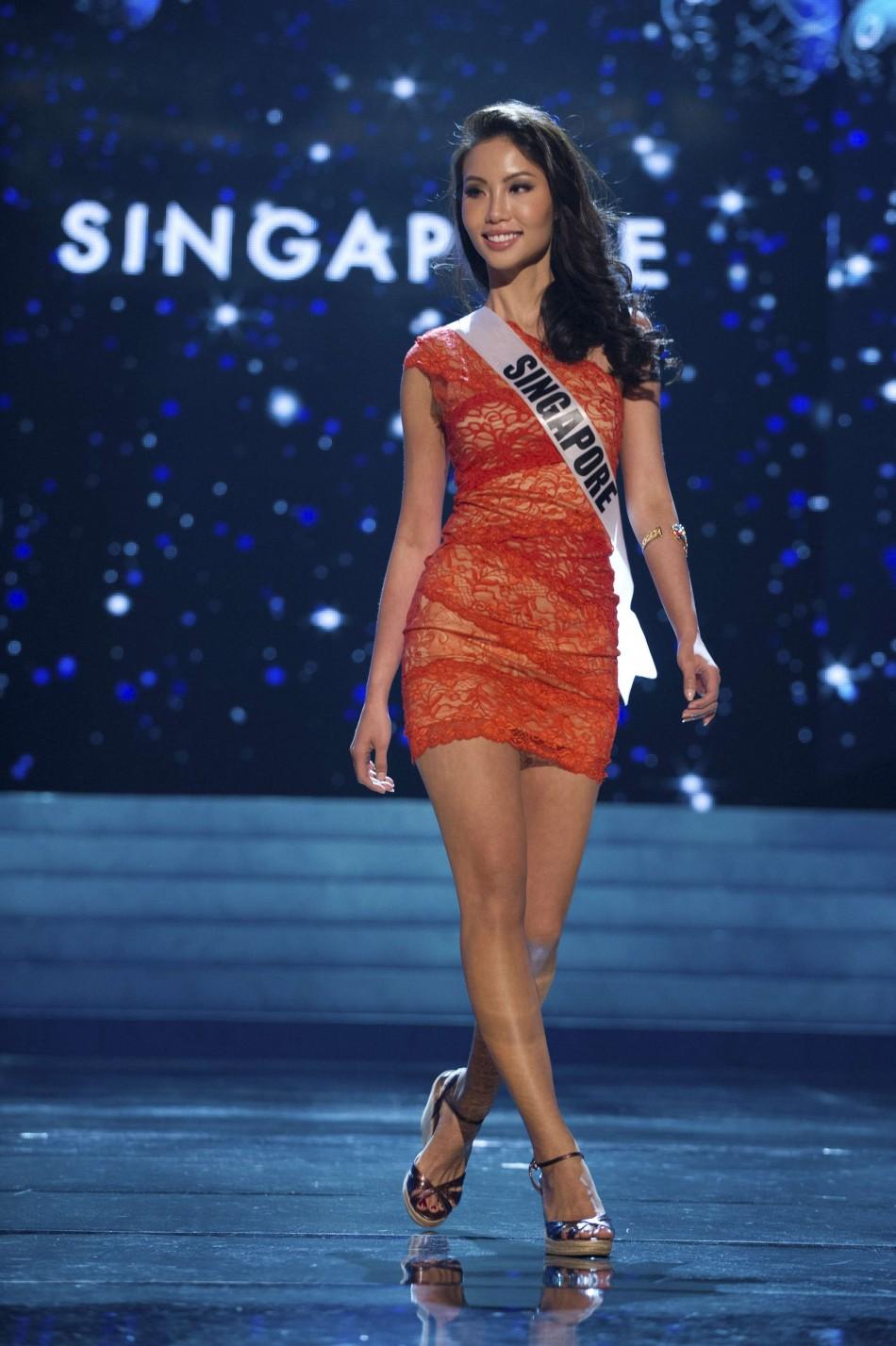 Miss Singapore, Lynn Tan