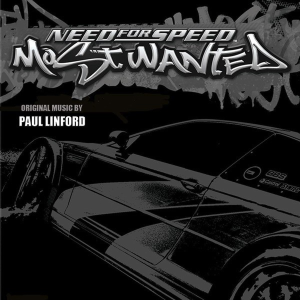Need For Speed: Most Wanted Original Music.