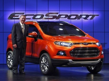 ford launches made in india ecosport in nepal for lakh npr ibtimes india. Black Bedroom Furniture Sets. Home Design Ideas