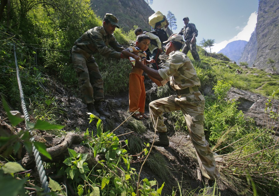 Uttarakhand Floods Indian Army The Unsung Heroes