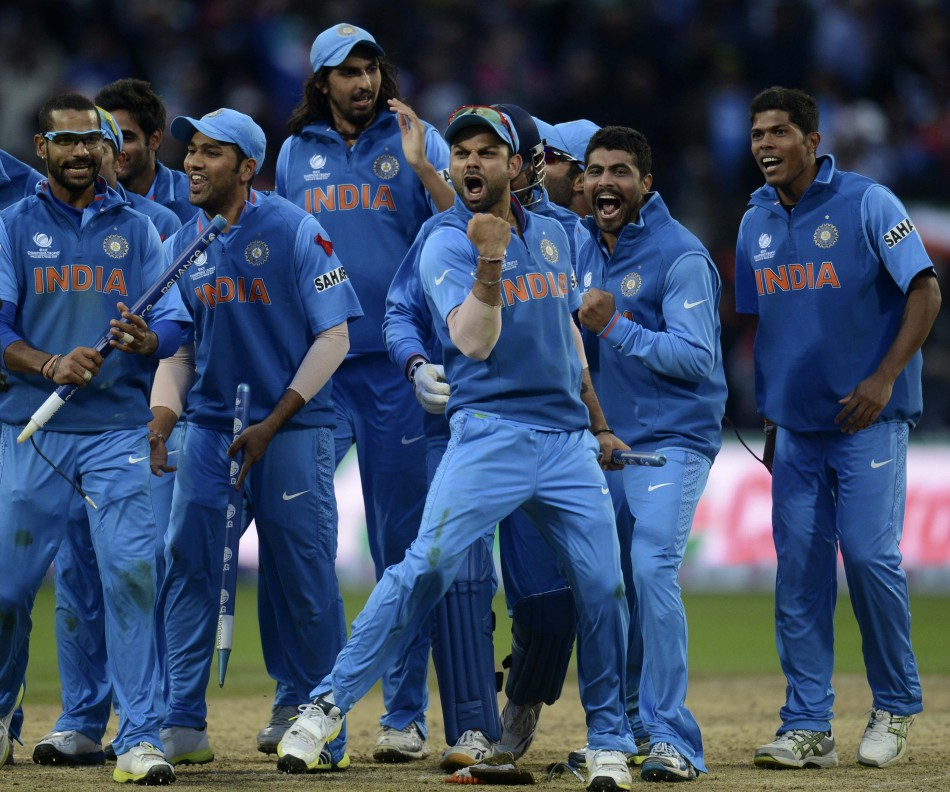 Match date of india