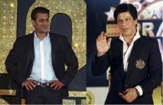 Salman- Shah Rukh
